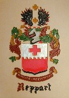 Reppart Family Crest